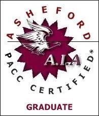 Graduate of Asheford Institute
