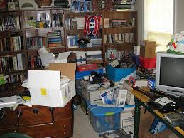 Clutter Affects Value of Home. Downsize Before Going on Market.